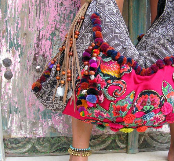 Bali Boho Shopping