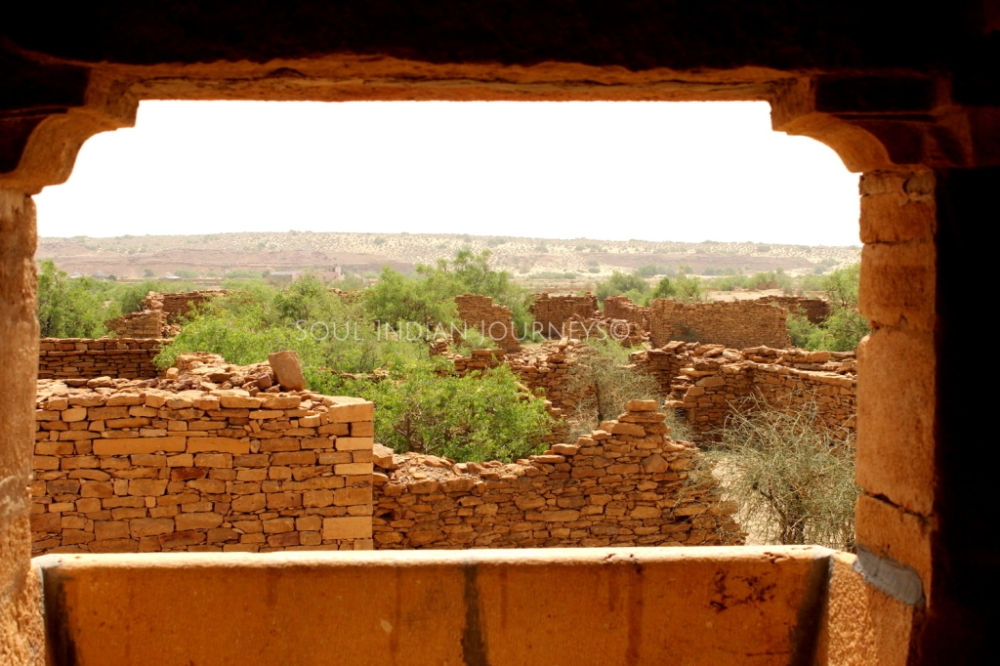 Kuldhara Haunted village