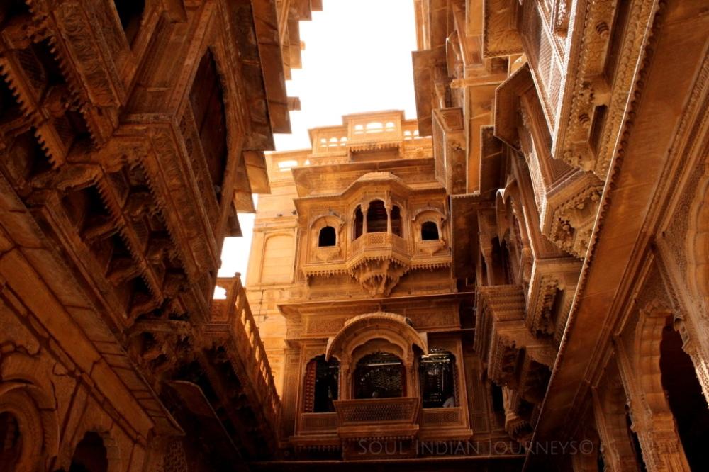 Patwa Haveli Jaisalmer