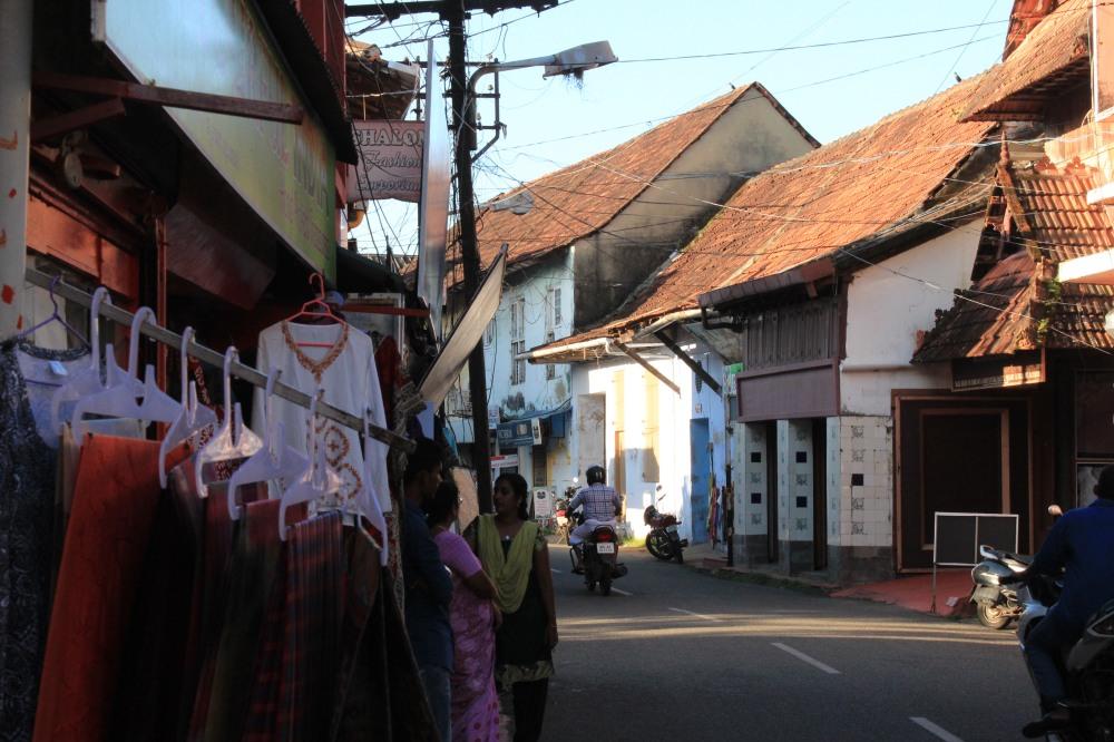 Jewish town Kochi