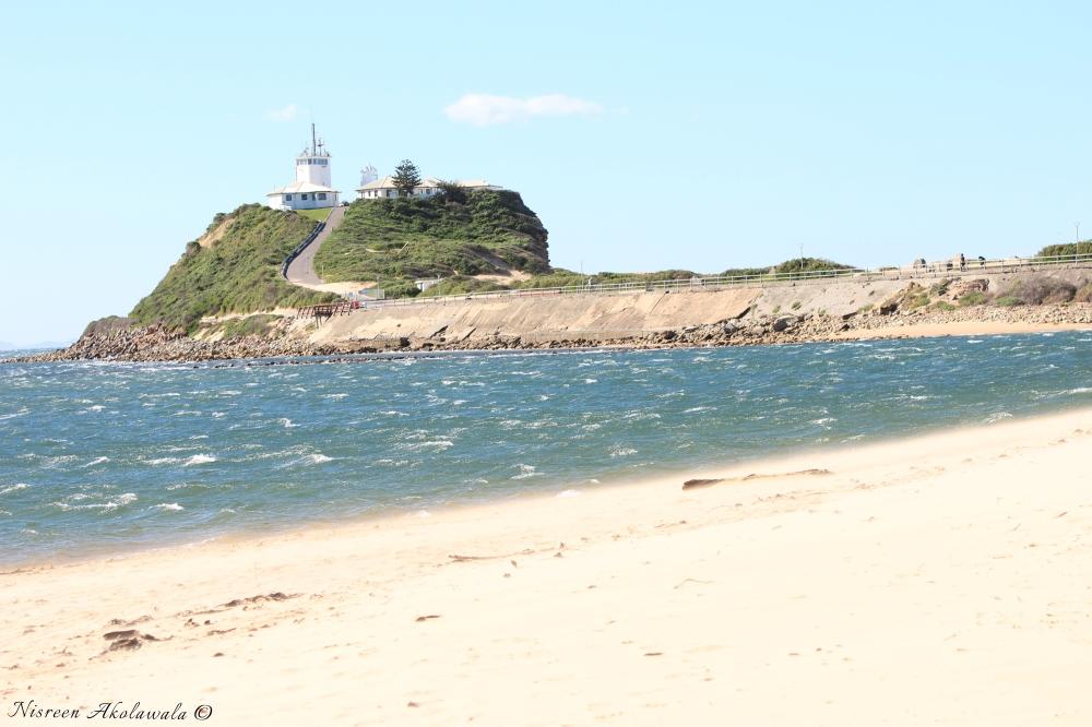 Horseshoe Beach Newcastle